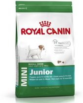 Royal Canin Dry Dog Food Mini Junior 4kg