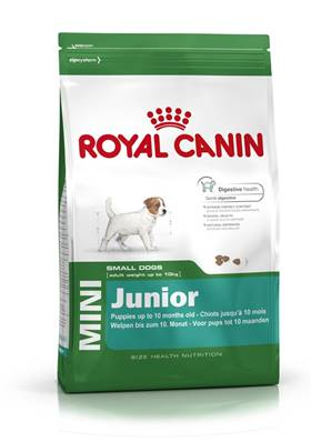 Royal Canin Dry Dog Food Mini Junior 2kg