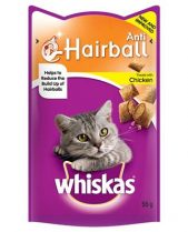 Whiskas Treat 55g Hairball