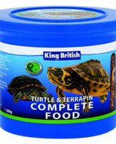 King British Turtle & Terrapin Food 1 x 200g