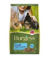 Burgess - Excel Junior & Dwarf Rabbit Nuggets 2kg