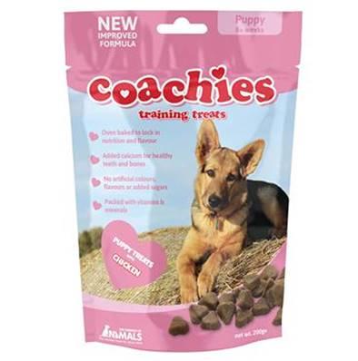 Coachies Puppy Training Treats - Chicken 200g