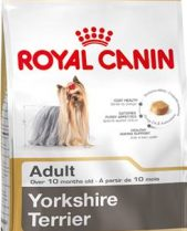 Royal Canin Dry Dog Food Breed Nutrition Yorkshire Terrier Adult 1.5kg