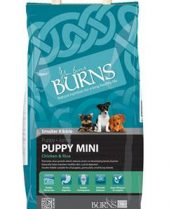 Burns Puppy Mini Bites Chicken & Rice 2kg