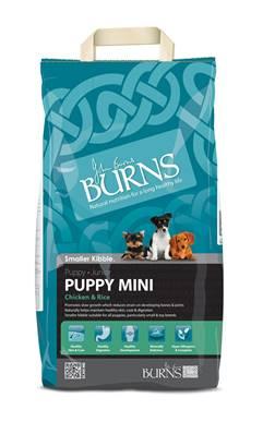 Burns Puppy Mini Bites Chicken & Rice 2kg