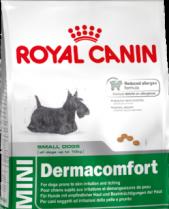 Royal Canin Dry Dog Food Mini Dermacomfort 2kg