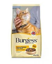 Burgess Supacat Duck & Chicken / 10kg
