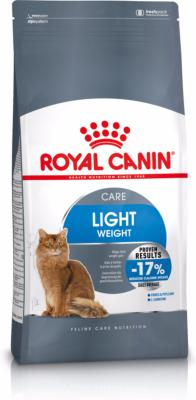 Royal Canin Dry Cat Food Light Weight Care / 2kg