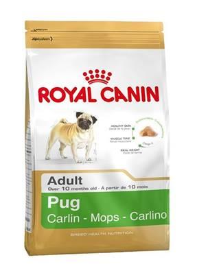 Royal Canin Dry Dog Food Breed Nutrition Pug Adult 7.5Kg