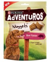 Purina Adventuros Dog Treats - Boar Flavour Nuggets 90g