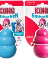 Kong Puppy Squeaker Large