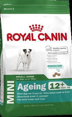 Royal Canin Dry Dog Food Mini Ageing 12+ 1.5kg