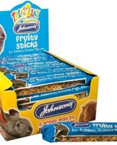 Johnson's Fruity Stick Rabbit 45g Bars