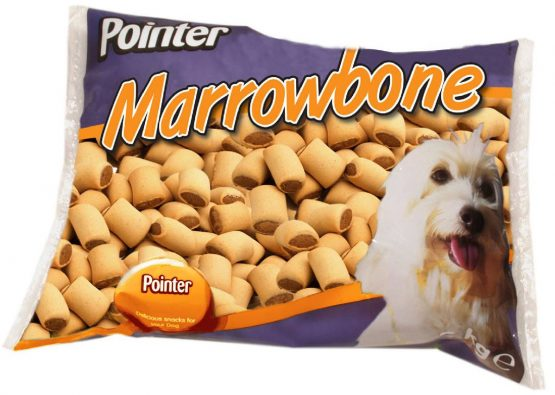 Pointer Marrowbone Dog Biscuits - 2kg