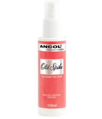 Ancol Dog Cologne Perfume Spray Deodorant Old Spike Cologne Spray
