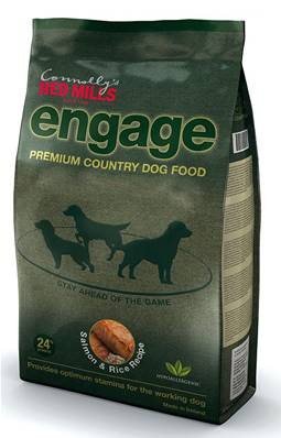Red MIlls Engage Hypoallergenic Dog Food - Salmon and Rice 15kg